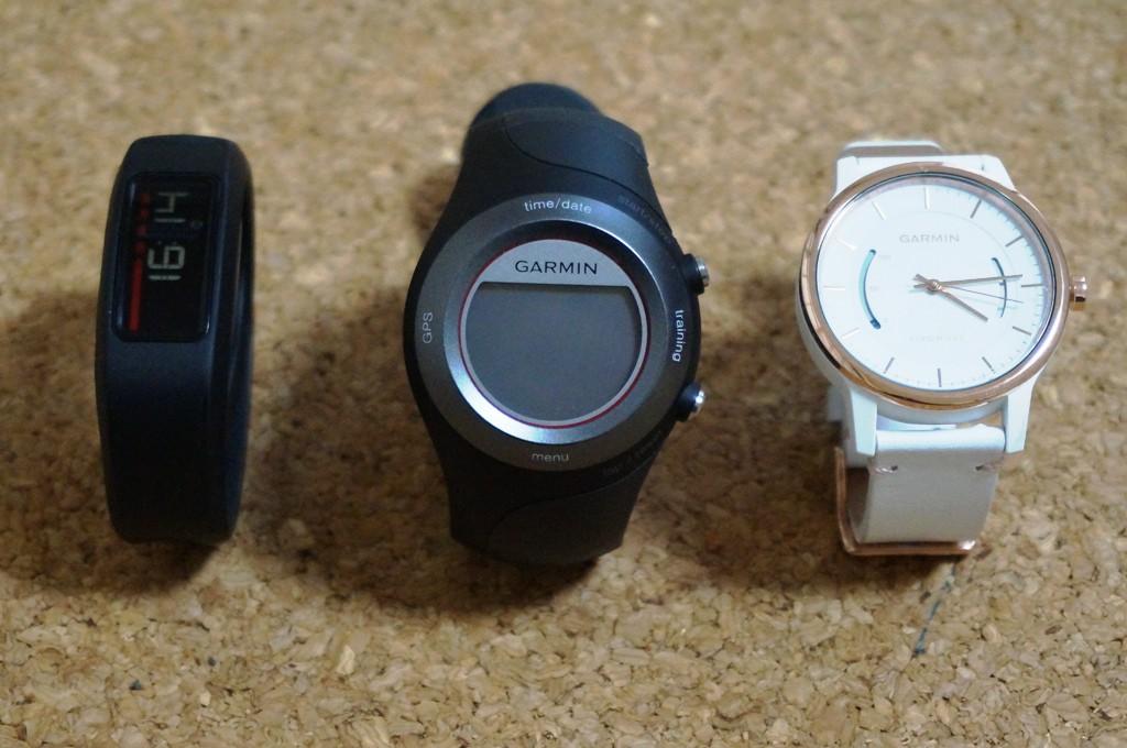 ガーミンの腕時計